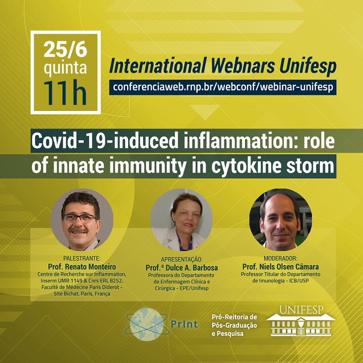 webnario 25 06 Covid 19 induced inflammation FEED